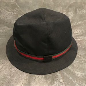 Vintage Gucci Bucket Hat
